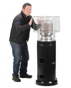 Stumpy Patio HeaterTR6008LP Outdoor Appliance
