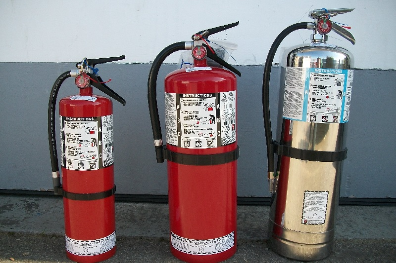 fire extinguishers torches roofing roofers