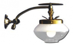 falk single propane light