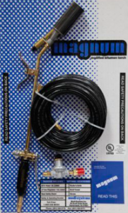 magnum le-100 torch kit roofers roofing