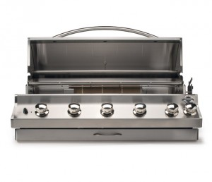 premier-850 built in series outdoor grills