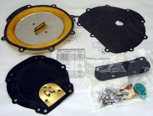repair kit model L impco convertor automotive propane