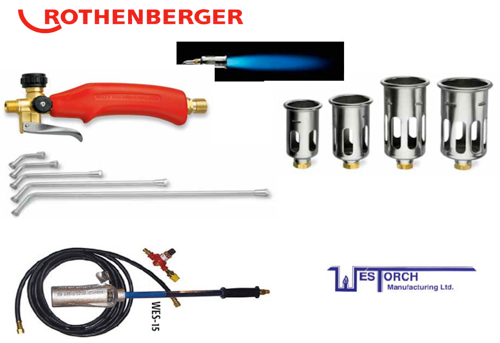 rothenberger torches