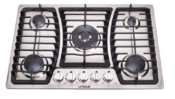 UNQ UGP 30 CTI off grid cooktop