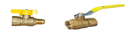 Hoses, Tubes & Fittings ball valves