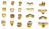 Hoses, Tubes & Fittings brass