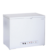 Unique Off Grid Propane Freezer UGP-6F White