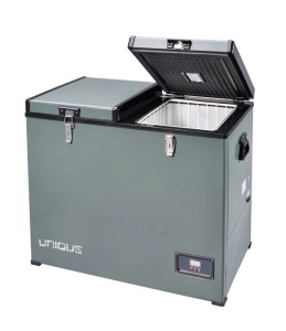 UNQ 120L Solar Fridge Freezer off grid