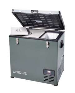 UNQ 80L Solar Fridge Freezer off grid