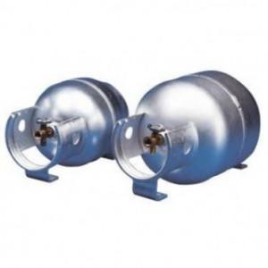 aluminum horizontal cylinders marine propane
