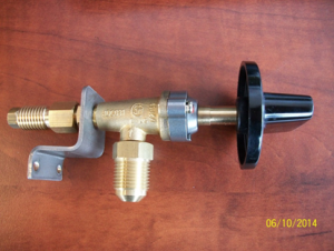 low pressure valve set up marine boating bbq accessories