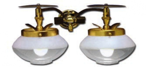 Falks 2705 double wall light
