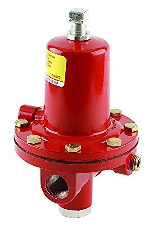 Fisher 64-33 high pressure regulator