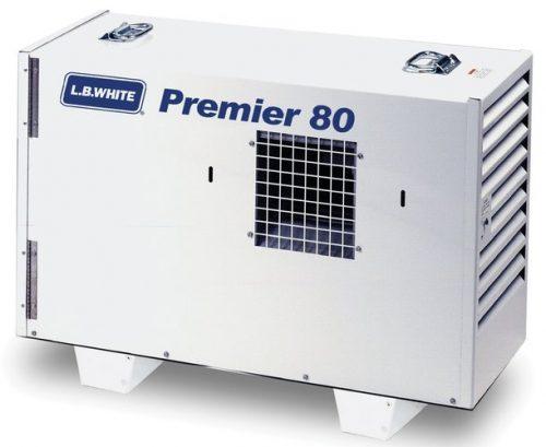 L B White Premier 80 Propane Tent Heater