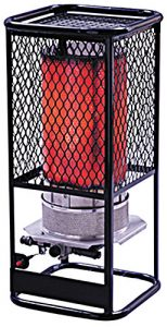 enerco radiant cylinder portable heaters
