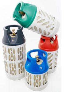 fiberglass Ragasco Cylinders