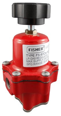 Fisher 67 Series First Stage High Pressure Regulators