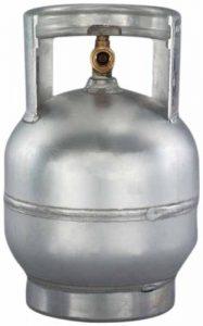 10lb aluminum propane cylinder