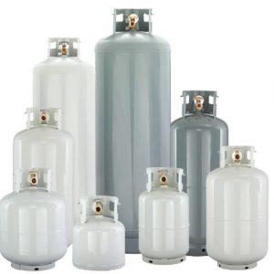 propane cylinder sizes
