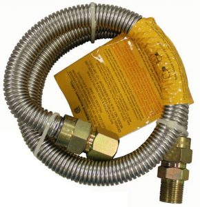 flex connector propane