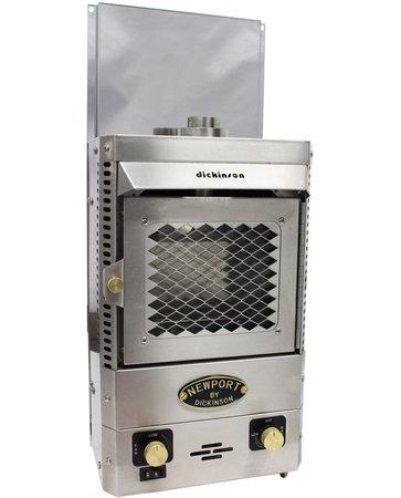 dickinson newport heater