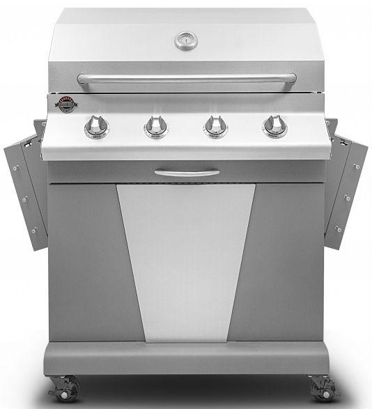 Jackson Grills Keystone Series BBQ